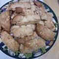 Orange Pine Nut Biscotti recipe