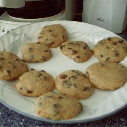 Sugar - Free Choc Chip Cookies