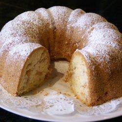 Apple Surprise Bundt Cake