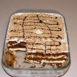 Double Stacked Ice Cream Sandwich Pie recipe