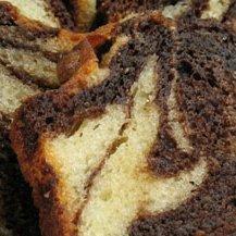 Marble Fudge Pound Cake