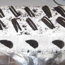 Betty Crockers Cookies N Cream Angel Cake