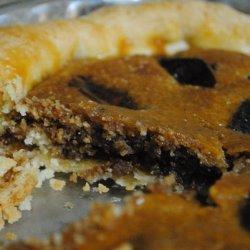 Date And Nut Tart recipe