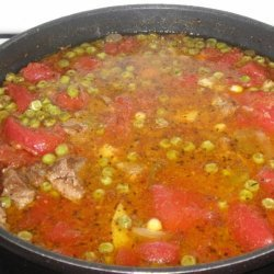 Elaines Homemade Beef And Vegetable Soup recipe