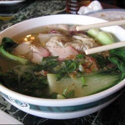 Thai Won Ton Soup