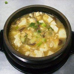 Korean Miso Soup recipe