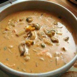 Good Mussel Chowder