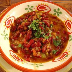 Easy Frijoles Borrachos Drunken Beans recipe