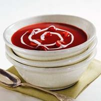 Swiss Cherry Soup