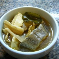 Tamarind Fish Soup recipe