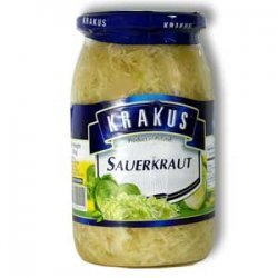 Polski Potato And Sauerkraut Soup