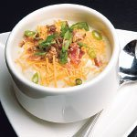 Houlihans Baked Potato Soup recipe