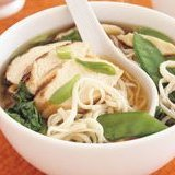 Chicken Noodle Soup Sichuan Style