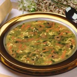 Italian Wedding Soup W Sas