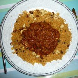 Persian Style Lamb Stew