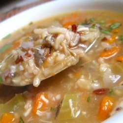 Chicken Soup With Rice recipe