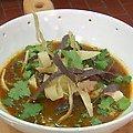 Chicken-posole Soup