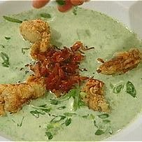 Oysters Rockefeller Soup