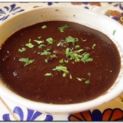 Black Bean And Roasted Tomato Soup