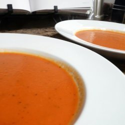 Organic Canned Tomato Soup
