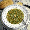 Swanky Split Pea Soup