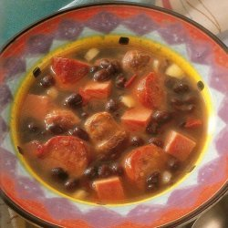 Black Bean And Pork Stew
