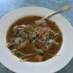 Asian Coriander Soup