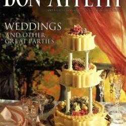 Tiramisu Wedding Cake with Mixed Berries