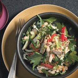 Saigon Chicken Salad recipe