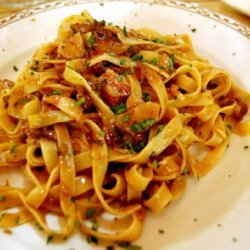 Linguine with Chicken and Sun-Dried Tomatoes