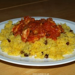 Chicken with Spicy Tomato Sauce