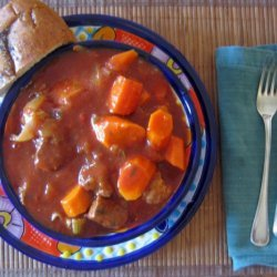 Traditional Beef Stew recipe