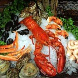 Seafood Medley recipe