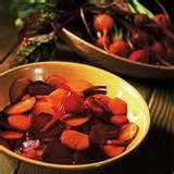 Creamy Roasted Red N Yellow Beet Apple Soup
