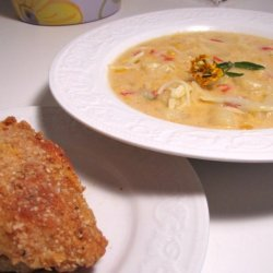 Souped Up Corn Chowder