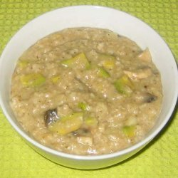 Sleepy Time Oat-risotto