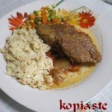 Casserole Stewed Buffalo Or Beef recipe