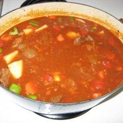 Beef Chuck Stew