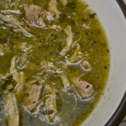 Chicken Chile Verde recipe