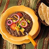 Mexican Villagers Soup