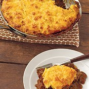 Deep N Delish Chili Pie recipe