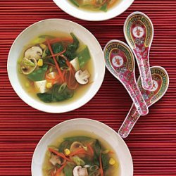 Miso-Vegetable Soup recipe