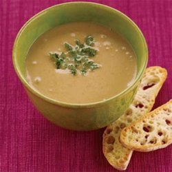 Creamy Artichoke Soup