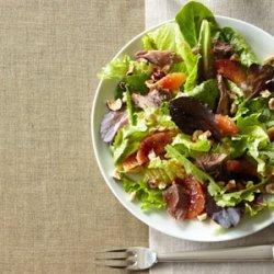 Blood Orange and Duck Confit Salad recipe