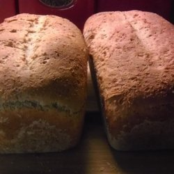 Great Grandma Johnson's Swedish Rye Bread