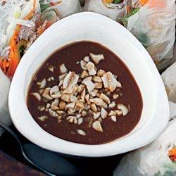 Hoisin-Peanut Dipping Sauce