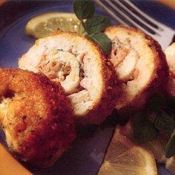Ham and Cheese Chicken recipe