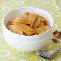 Warm Cinnamon Apples recipe
