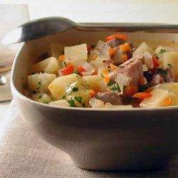 Marmitako (Fresh Tuna Stew) recipe