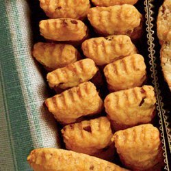 Bacon-Smoked Paprika-Cheddar Bars recipe